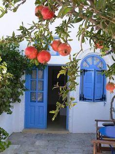 #Ege #mavi #kapılar