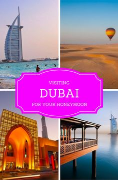 Romantic Places To Visit In Dubai For Your Honeymoon!