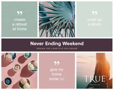 My never-ending Weekend