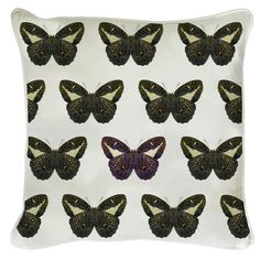 This multi bird cushion design will make a beautiful additon to your living room
