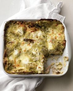 Tortilla Pie with Chicken Recipe