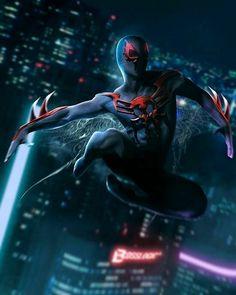 Hombre Araña 2099