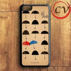 Pixar Animation Studio Umbrella iPhone 5C Case