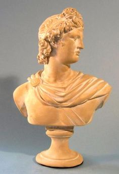 Bust Of Apollo Statue