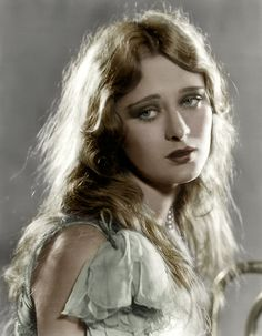 Dolores Costello - (1920s)  Colorized by Lucia