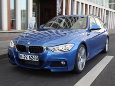 BMW 330d Touring M Sport Package (2013).