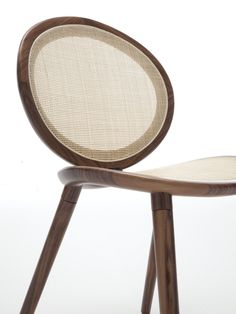 Medallion solid #wood #chair JONATHAN 2013 WOOD - Tonon