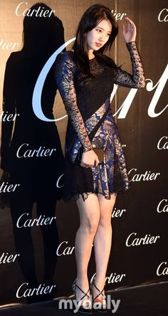 Suzy @ Cartier 100th Anniversary