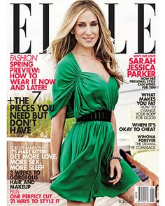 SJP, Elle Magazine