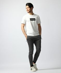 BAYFLOW Men's(ベイフロウ メンズ)の《三浦理志さん着用アイテム!》BAYFLOW/PARK T(Tシャツ/カットソー)|詳細画像