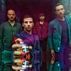 Chris Martin and Coldplay!