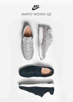 Nike: Mayfly Woven QS- www.vinuesavallasycercados.com