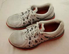 Details about Nike Dual Fusion Run 2 Men's Running Shoes Training Athletic  Size 10.5 599541