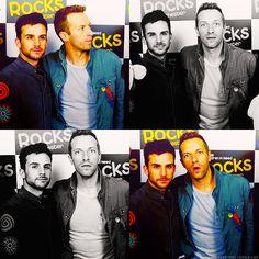 Chris & Guy