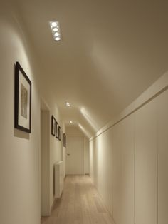 LED adjustable recessed spotlight R54 RIMLESS LED R Series by Trizo21