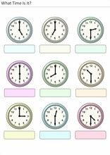 Free Math Worksheets First Grade 1 Telling Time Telling Time Half Hours Draw Clock . 5 Free Math Worksheets First Grade 1 Telling Time Telling Time Half Hours Draw Clock . Clock Worksheets, Free Math Worksheets, School Worksheets, Kindergarten Worksheets, Subtraction Worksheets, Printable Worksheets, Free Teaching Resources, Teaching Time, Math Clock