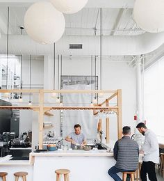 Modern Spaces, San Francisco // Tartine Manufactory