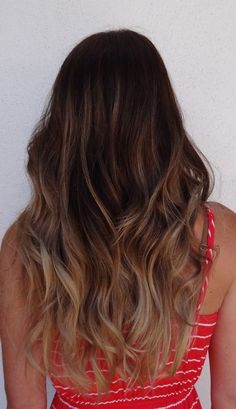 Ombre Hair Dark To Light Culturadecanarias Images Reference