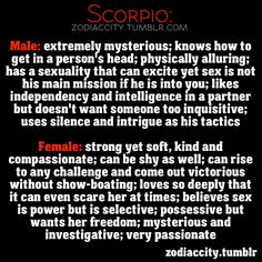 I was born a Sagittarius, but I identify more with the traits of a Scorpio (which is when my due date was).