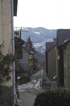 Valencia D'aneu - Lleida - Catalunha - Espanha. Catalonia - Spain