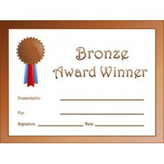 Have your own games and print certificates for the winners!