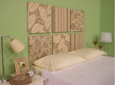 Modelos de cabeceira de cama diferentes 002