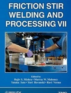 Friction Stir Welding and Processing VII free download by Rajiv Mishra Murray W. Mahoney Yutaka Sato Yuri Hovanski Ravi Verma (eds.) ISBN: 9781118605783 with BooksBob. Fast and free eBooks download.  The post Friction Stir Welding and Processing VII Free Download appeared first on Booksbob.com.