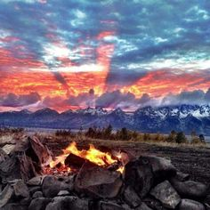 The Grand Tetons Taken from Shadow Mountain Jackson WY Grand Teton National Park, National Parks, Jackson Hole Wyoming, Sunset Photography, Adventure Awaits, Outdoor Fun, Oh The Places You'll Go, Beautiful Landscapes, The Great Outdoors