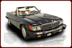 1988 Mercedes-Benz 560SL Roadster - Image 1 of 50