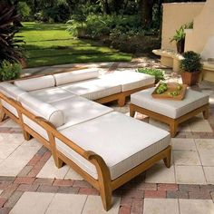build outdoor furniture: pleasing how to tips westminster teak outdoor furniture plans how to build wood patio picture gallery Garden Furniture Design, Pallet Garden Furniture, Lawn Furniture, Furniture Sets, Antique Furniture, Teak Furniture, Furniture Care, Bedroom Furniture, Balcony Furniture