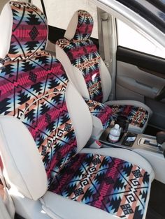 Subaru Baja car seat covers