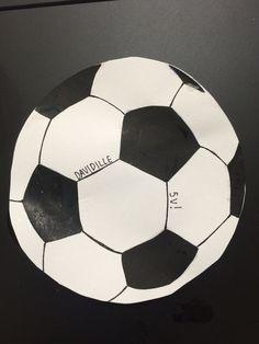 syntymäpäivä, kortti, diy, birthday, card, children, jalkapallo, pallo, football, ball, 2016