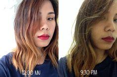 Get Perfect Beachy Wave Hair with Beachborn Sea Salt Spray - THE TOUCH OF YELLOW - Beauty, Fashion and Lifestyle Blog by Mhisha Cuyson