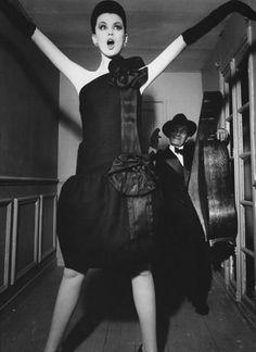 Marc Bohan for Christian Dior, 1960   por dovima2010