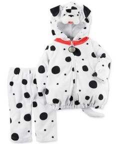 Carter's Little Dalmation Costume, Baby Boys & Girls months) - White Dalmatian Halloween Costume, Halloween Costumes, Kids Dress Up, Boy Or Girl, Rompers, Baby Boys, Shopping, Girls, Dresses