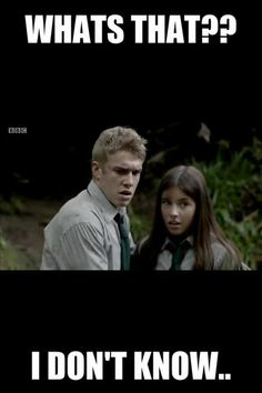 #WolfBlood - Rhydian & Maddy