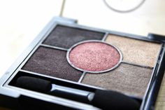 The best drugstore shadows - Rimmel Gam'Eyes HD Eyeshadow in Brixton Brown (click photo for link)