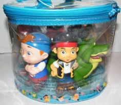 Disney Jake and the Never Land Pirates Figure Set Bath Pool Toys with an Exclusive 8 inch long Tick Tock Crocodile! Jake and the Never Land Pirates,http://www.amazon.com/dp/B00FERKA86/ref=cm_sw_r_pi_dp_XpbBsb0CB9V14W52