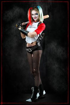 cosplay suicide squad 3