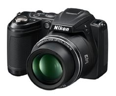 Nikon COOLPIX L310 Compact Digital Camera - Black 3: Amazon.co.uk: Camera & Photo