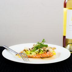 Tarragon Salmon en Papillote
