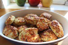 Olgas: Kyllingefrikadeller i ovn