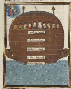 Postilles de Nic. de Lire sur la Bible. Latin 11972 Date d'édition : 1401-1500 Type : manuscrit Langue : Latin