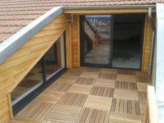 Cliquer pour fermer Architecture Renovation, Attic Renovation, Attic Remodel, Architecture Design, Terrace Design, Roof Design, Exterior Design, House Design, Attic Loft