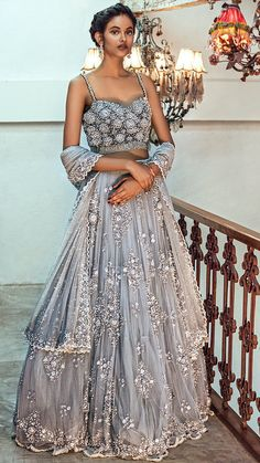 Buy beautiful Designer fully custom made bridal lehenga choli and party wear lehenga choli on Beautiful Latest Designs available in all comfortable price range.Buy Designer Collection Online : Call/ WhatsApp us on : Indian Fashion Dresses, Indian Bridal Outfits, Dress Indian Style, Indian Designer Outfits, Indian Prom Dresses, Indian Lehenga, Indian Gowns, Indian Attire, Indian Saris