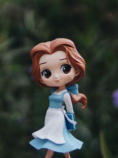 Oooh that's pretty cool looking :) Disney Nerd, Arte Disney, Disney Fan Art, Disney Love, Disney Magic, Disney Pixar, Polymer Clay Princess, Cute Polymer Clay, Disney Princess Dolls