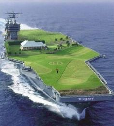 Amazing Ships...Not quite golf but......http://NuevoChaparralEstates.com