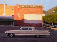 Timothy Horn | Californian,  Plein Air Painter