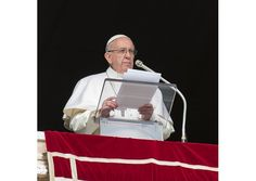 Papa: a Cruz não é um ornamento, mas um símbolo de fé...  :0