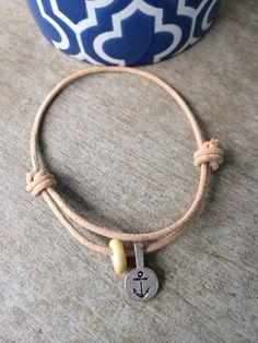 Hawaiian Puka Shell Bracelet by FlatteryDesigns on Etsy